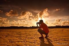 Fotografar  bom demais! (Fbio Pinheiro) Tags: sol praia brasil sunrise tripod sigma 1020 rn manh nascer riograndedonorte nascerdosol cedo cokin parnamirim nd8 camurupim manfroto
