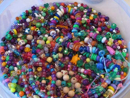 Beads, beads, beads galore
