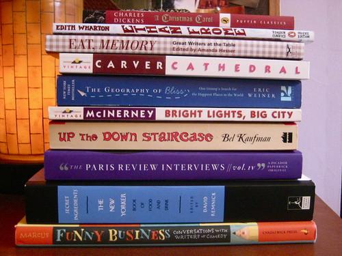 Books Purchased - November 2009