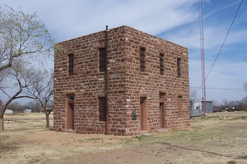 Old Motley County Jail