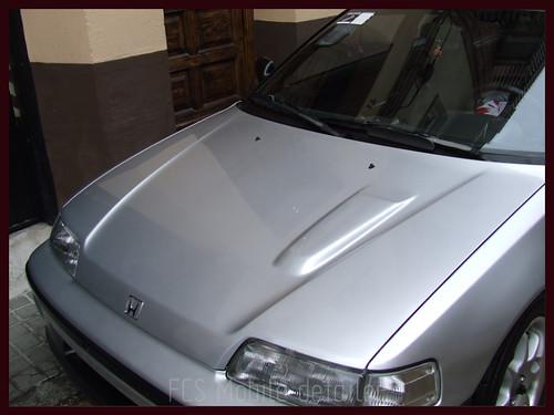 Honda CRX Gris Plata-68