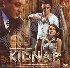 [Poster for Kidnap]