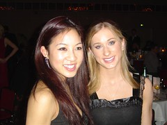 Michelle Kwan & Joannie Rochette / figure skater (mitch750) Tags: world usa canada ice us 4 skating champion michelle skate figure skater banquet continents kwan joannie michellekwan rochette 4cc
