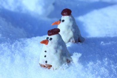 Snowmen Krispies 6943