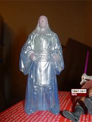 Holographic Qui-Gon Jinn