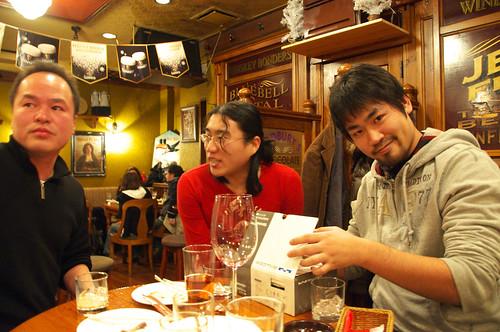 WordBench関東クリスマスパーティー20091219