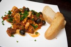 Kana aedviljade ja chorizo'ga