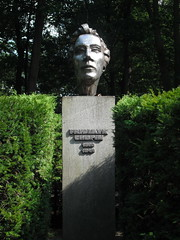 statue of Chopin (EuCAN Community Interest Company) Tags: poland 2009 eucan milicz baryczvalley
