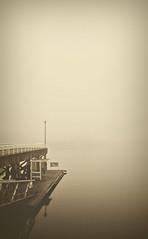 the dock (cat segovia) Tags: winter fog vancouver dock utata osanpo d300s
