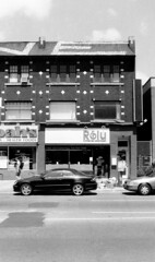 Historic photo from Sunday, May 16, 2004 - 320 Bloor St W - May 16, 2004 by 'collations'  - Patrick Cummins in The Annex