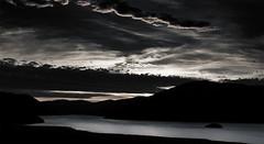 (Element Zero) Tags: travel panorama lake nature water dark 50mm evening nikon d40 prespes