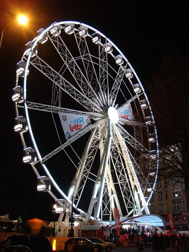 Ferris Wheel in Brussels