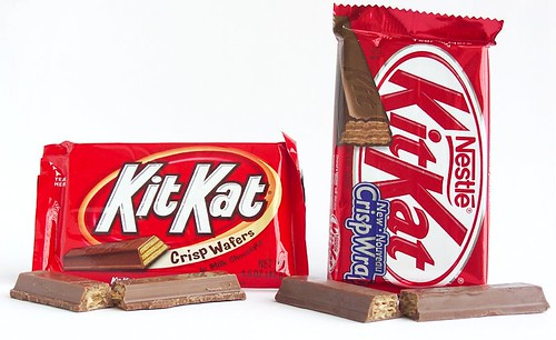 Kit Kat Face-Off
