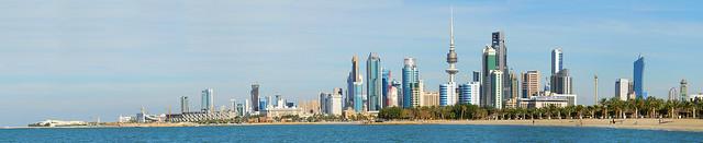 Kuwait Cityscape Panorama - 1