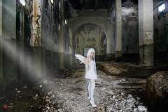 Fairy-P031s (WesternWolf) Tags: angel wings nikon ruin fairy hitomi d80