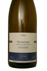 2001 Domaine Anne Gros, Bourgogne Blanc