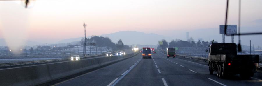 Highway Gyeong-bu