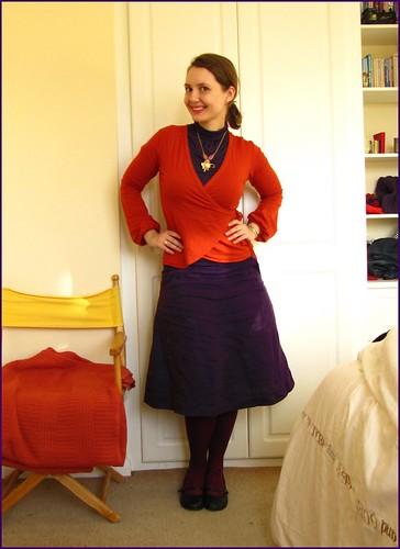 27.1.09: orange and purple again