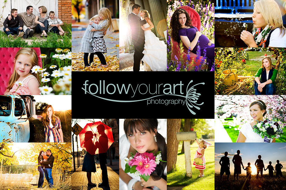 Follow Your Art Photography, Utah Baby, Child, Senior, Family Photography, photographer