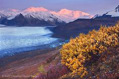 Russell Glacier and Mounts Bona and Churchill, Wrangell - St. Elias National Park and Preserve, Alaska (Skolai-Images) Tags: wrangellsteliasnationalparkandpreserve alaskacarldonohue2009