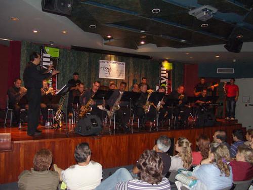 Big BandJazz Santiago Baquedanos