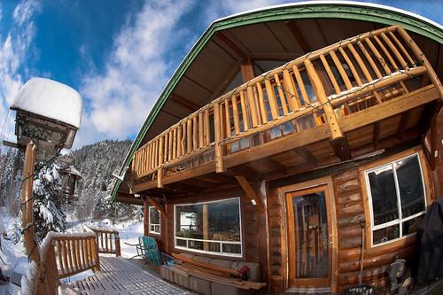 Tyax New Years Cinnabar Basin Ridge-a-rama Skiing Jan 2 2010   -6