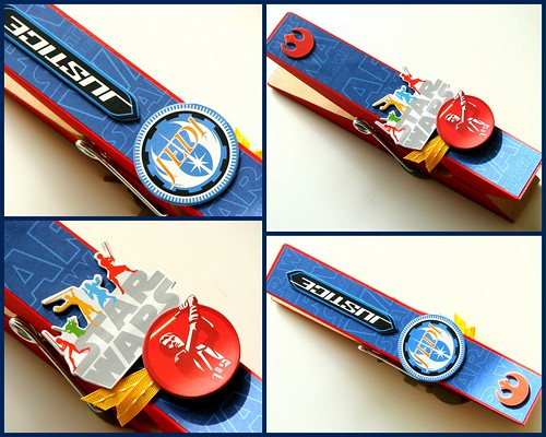 BE Ferdie Clothespin using Star Wars Collection