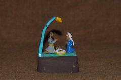 AMERICA del Sud (trimma) Tags: christmas navidad tri natale azzurro brasile collezione presepio nativit mimma presepi trivella tettuccio americadelsud snatale collezionepresepi mimmatrivella