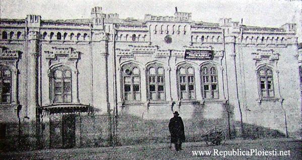 Casa Ergas Mamaciu - 1934
