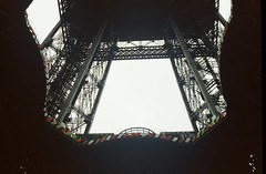 Eiffel Tower Underbelly