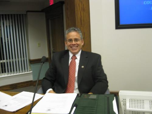 Monroe City Councilman Todd Hickman