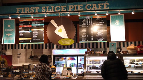 First Slice Pie Cafe - Downtown