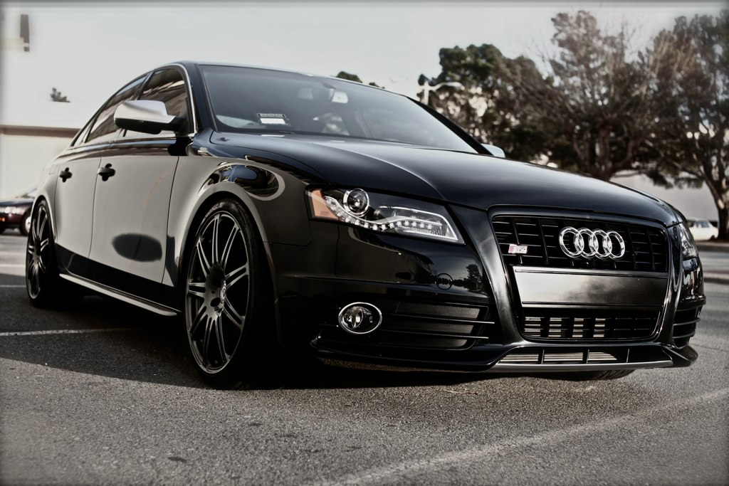 Audi S5 Blacked Out. 2010 Audi A4 | Quattro