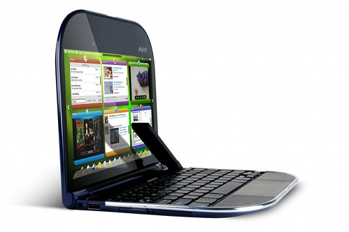 Lenovo Skylight Smartbook Design Konzept