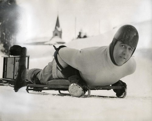 Bobsleeën, skeleton /  Bobsleigh, skeleton