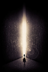 Return To Tunguska (Midnight - digital) Tags: light shadow music strange silhouette way ray path digitalart atmosphere eerie pinkfloyd sphere flare mysterious mystic progressiverock davidgilmour alanparson returntotunguska