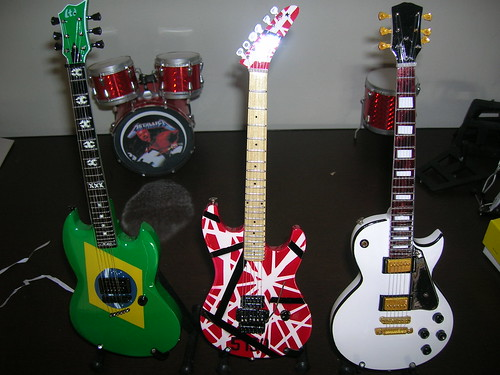 Mini guitarras, Cavalera, modelos exclusive 48,00 rEAIS