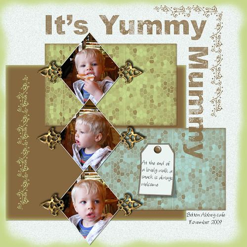 It's Yummy Mummy