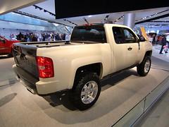 Chevrolet Silverado ZR2 Concept (sixate) Tags: chevrolet michigan detroit concept carbon silverado naias zr2