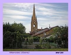 Marciac (Gers) (rv31) Tags: jazz gascogne gers midipyrnes marciac francelandscapes