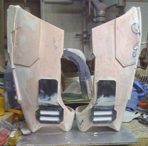 Thighs Roughed Out