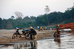 maybe it will fix itself (aquanica) Tags: laos motobike attapeu bolaven sekongriver