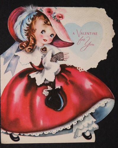 Vintage Valentine's Day Card 005