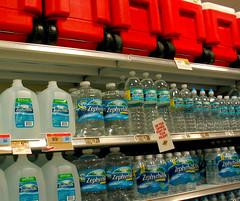 Water Aisle Publix