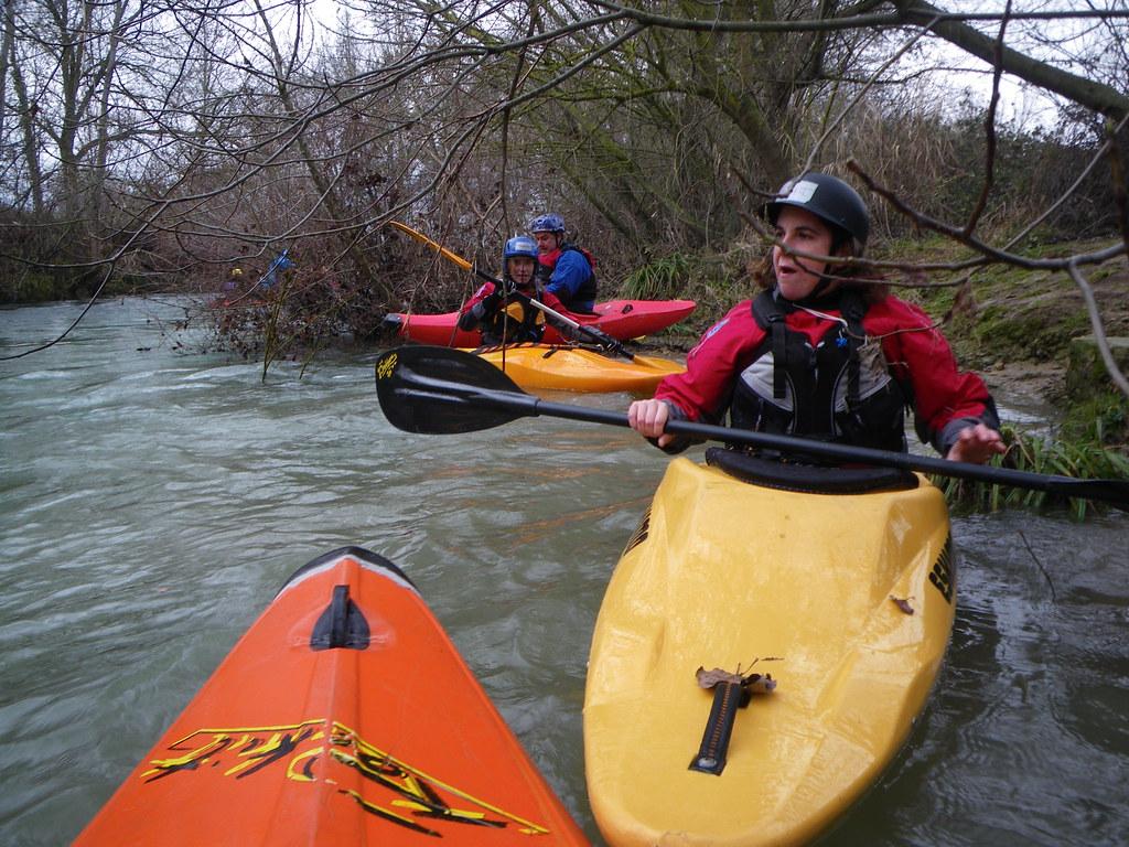 Descenso ríos Urederra y Ega 012