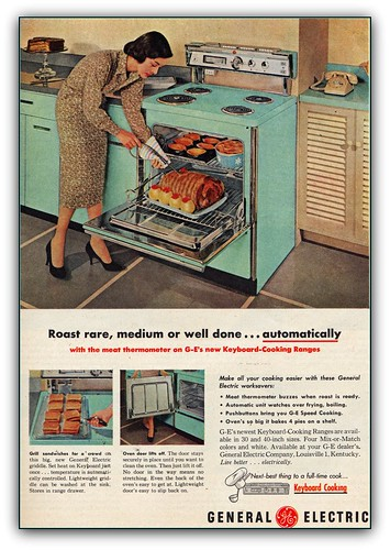 ge kitchen 1955
