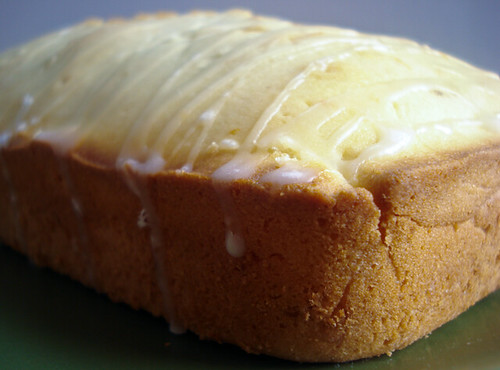 Glazed Orange Tea Cake