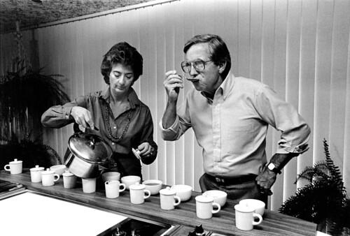 Bigelow Tea Tasting - 1972