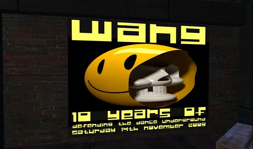 the london warehouse club in second life