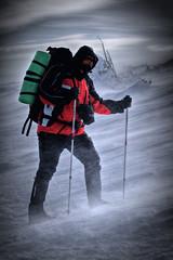 blizzard (tomekwlodarczyk) Tags: winter mountain mountains ice canon eos zima gry ef70200mmf4l karkonosze 2010 mrz krkonoe hikking snieg 400d eos400d canon400d karkonoszemountains